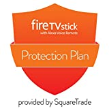 3-Year Protection Plan for Amazon Fire TV Stick (2016 release, delivered via e-mail)