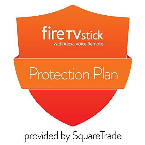 : 3-Year Protection Plan for Fire TV Stick with all-new Alexa Voice Remote, streaming media player (2019 release)
