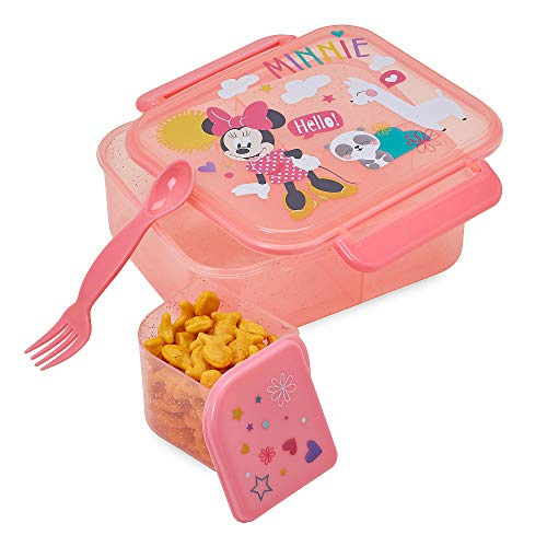 Disney Minnie Mouse Food Storage Set