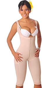 Salome 0520 Liposuction Compression Garments Post Surgery Girdle Faja Colombiana