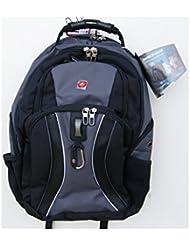 Swissgear Scansmart Laptop Backpack. Black-Grey