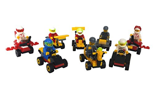 Lego Compatible Buildable Vehicles Minifigures Party product image