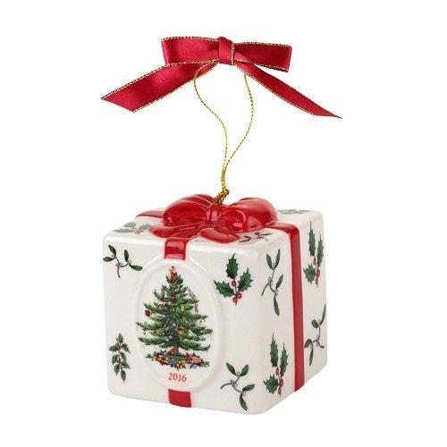 Spode Christmas Tree Ornaments