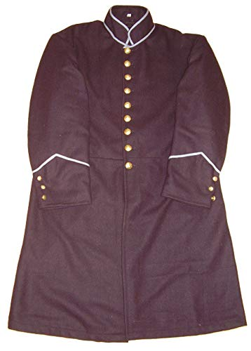 10Code Civil war Union Enlisted Federal Infantry Single Breasted Frock Coat (Breasted Frock Coat)