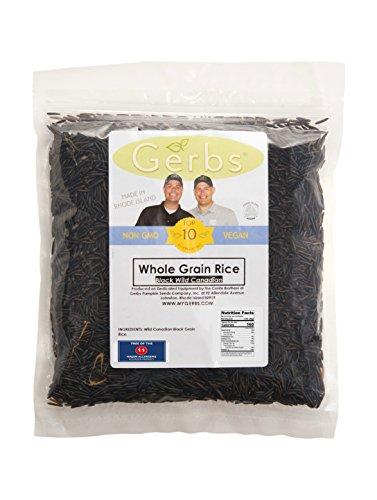 100 whole grain black rice - 7