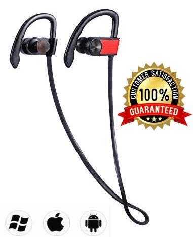 Sports Digital Music MP3 Player In-Ear Headphones (Black) - 9