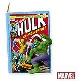 Hulk And Wolverine #3 In Series 2010 Hallmark Ornament