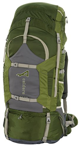 ALPS Mountaineering Caldera 5500 Internal Frame Pack, Green