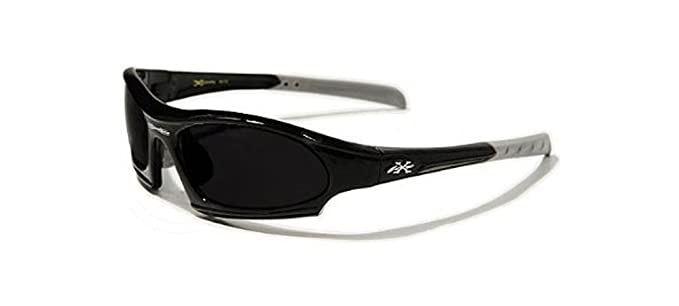 X-Loop Extreme Sunglasses - New 2012 Ski Season - Full UV400 Protection (UVA & UVB) - Perfect for Ski / Snowboard / Sports / Cycling / Fishing / Biking - Unisex Sports Sunglasses 4IKnwRONjo