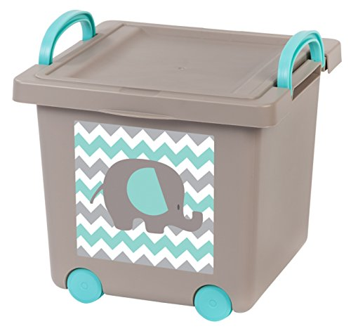 IRIS Baby Storage Dark Gray