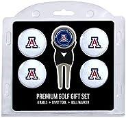 NCAA 4-Pack Team Golf Ball Gift Set