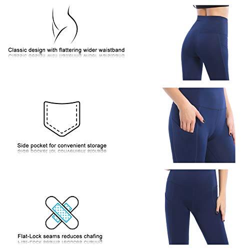 Yoga Amztrendy Course Poche Pied De Avec À Pour Pantalons Femmes Leggings YqZZrxwEP