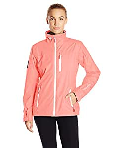 Amazon.com: Helly Hansen Women's Crew Midlayer Fleece Lined Waterproof Windproof Breathable Rain