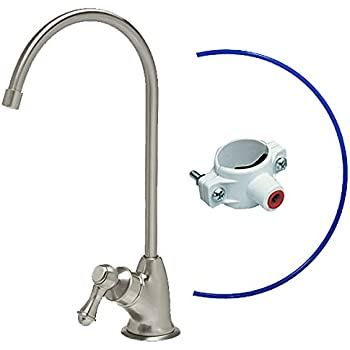 Lead-Free 100% Safe KleenWater Reverse Osmosis RO Kitchen