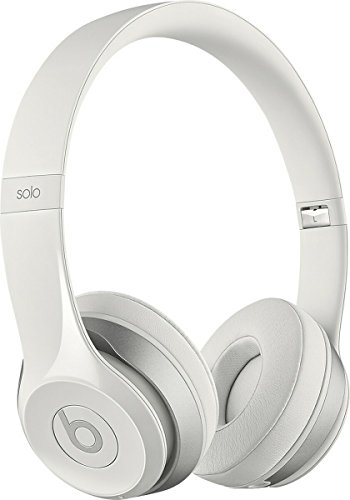 Beats Solo2 Wired On-Ear Headphone - White