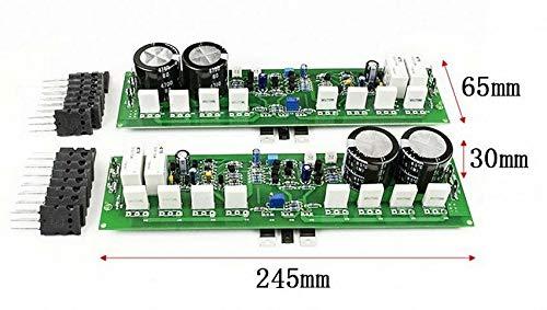 FidgetGear PR-800クラスA /クラスABプロフェッショナルステージパワーアンプボードNEW B07QYSV7MH