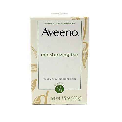 Aveeno Moisturizing Bar 3.5 Oz (Pack of 6)
