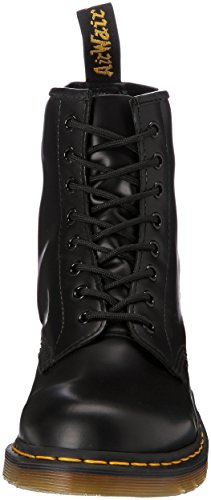 Nero Stivaletti 8 – Dr Smooth Black Adulto Unisex Martens 1460z Boot Black Eye qpxwOBR