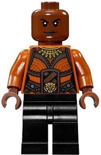 LEGO Marvel: The Black Panther - Okoye Dora Milaje Minifigure 2018
