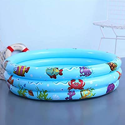 Brawl Home Outdoor Portable Inflatable Baby Children Playing Water Pool Baby Floats: Home & Kitchen