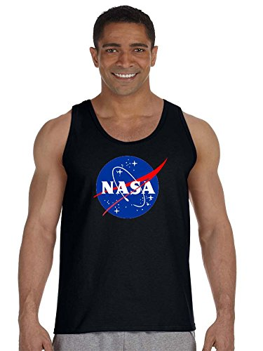 nasa-logo-tank-top-shirt-space-shuttle-rocket-science-geek-tee-medium-black