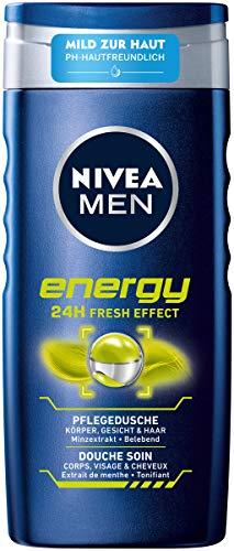 NIVEA MEN Energy Pflegedusche, 250ml