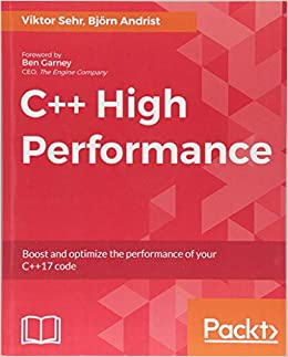 Efficient C++ performance programming techniques