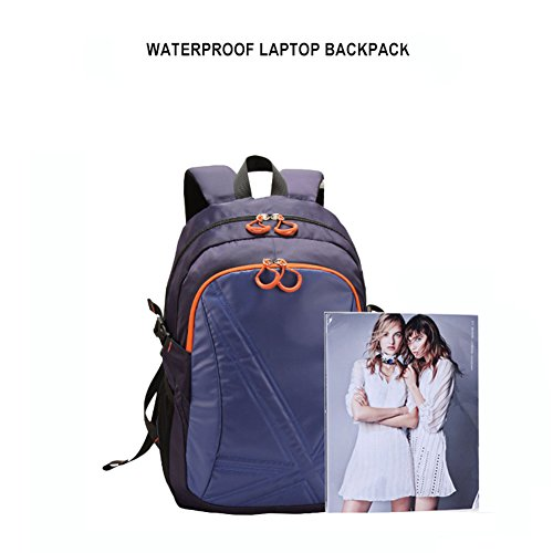 Sami Studio Slim Business Leisure Laptop Backpack Cb05
