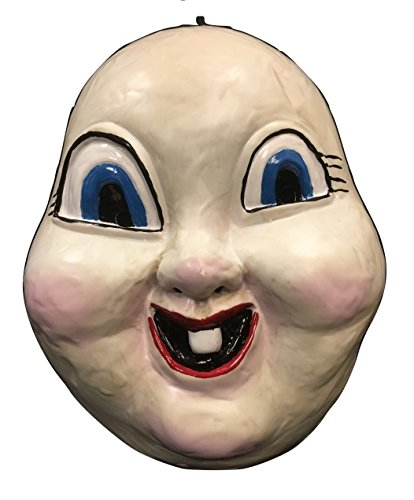 Halloween Carnival Cosplay Happy Death Day Cosplay Full Face Mask - Universal Size -