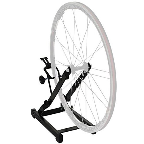 Bicycle Truing Stand - Bike Wheel Truing Stand Bicycle Wheel Maintenance by CyclingDeal