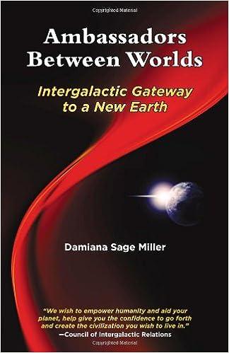 Ambassadors Between Worlds: Intergalactic Gateway to a New
