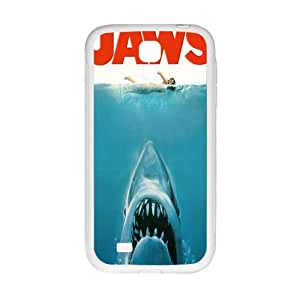 DAZHAHUI Jaws Cell Phone Case for Samsung Galaxy S4