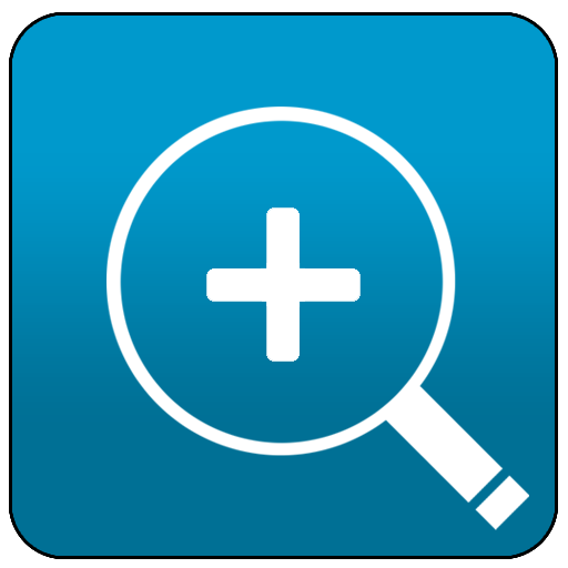 Simple Magnifier - Glasses App