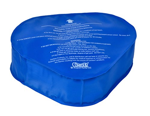 Contour Products Kabooti Pack Blue