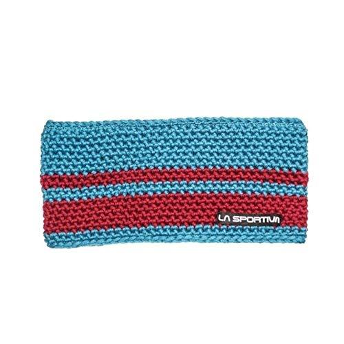 Polyacrylic Fabric - La Sportiva Knitted Zephir Headband, Blue Moon, S/M, X39-BlMo-S/M