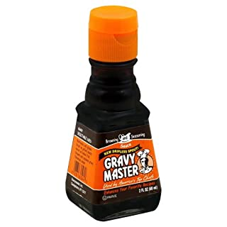 Gravy Browning and Seasoning Sauce 2 Ounces (Case of 12)