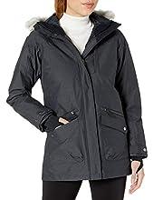 Columbia Women's Carson Pass Interchange Jacket, Black, Large