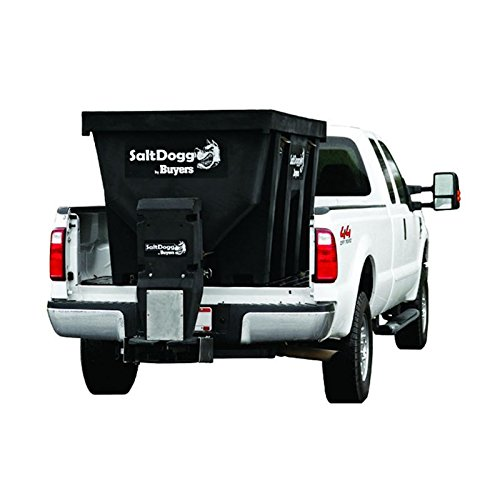 (SaltDogg Poly Hopper Spreader - 1.0 Cubic Yard Capacity, Model# SHPE1000)