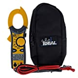 IDEAL Industries INC. 61-744 Clamp Meter 600 Amp AC with NCV