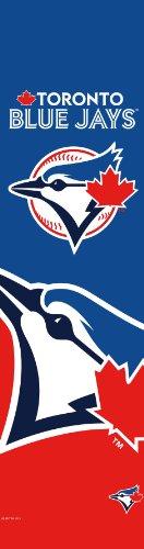 MLB Toronto Blue Jays Team Color and Logo Door Banner