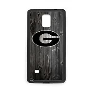 Fashionable NCAA Retro Wood Pattern For Case Samsung Galaxy Note 2 N7100 Cover Logo Case PC and Plastic Laser Technology