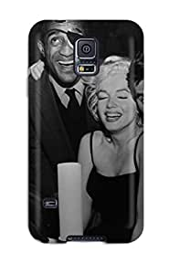 High Quality Wesleabill Photography Black And White Skin Case Cover Specially Designed For Galaxy - S5
