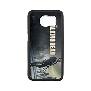 Samsung Galaxy S6 Phone Case White The Walking Dead DY7680353