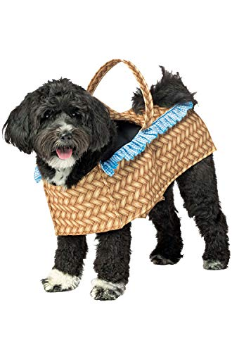 Doggie in a Basket Dog Costume - ()