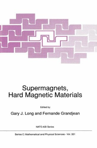 Supermagnets, Hard Magnetic Materials (Nato Science Series C:)