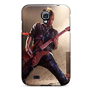 Great Hard Phone Cover For Samsung Galaxy S4 With Custom HD Coal Chamber Band Pictures EricHowe