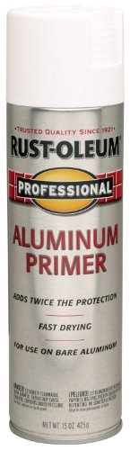 Rust-Oleum 254170 15-Ounce Professional Primer Spray Paint, Aluminum by Rust-Oleum by Rust-Oleum (Image #1)
