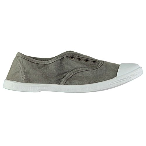 Beach Athletics Women's Trainers Verwaschenes Grau