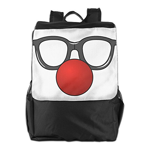 [GTSOXI Outdoor Travel Backpack Bags - Clown Backpack Daypack Bookbags Should Bag For Girl Boy Man] (Traveling Circus Costume)