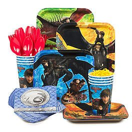 How to Train Your Dragon 2 Standard Party Kit (Serves 8)